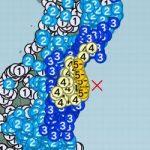宮城県南部の地震の津波の影響は?東日本大震災の余震か調査!