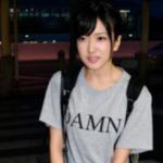 須藤凜々花のTシャツ(DAMN)のブランドはどこ?販売店や通販で購入可能?